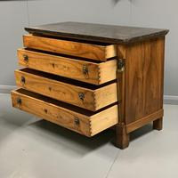 French Empire Commode with Marble Top (6 of 12)