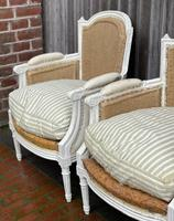 French 3 Piece Bergere Suite (26 of 26)