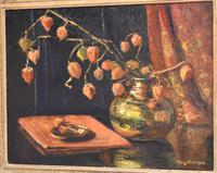 Still Life Oil Painting by Floris M. Gillespie (5 of 9)