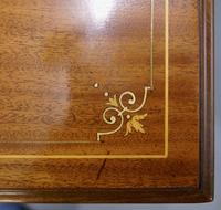 Mahogany Revolving Bookcase Attributed to Maple & Co (5 of 6)