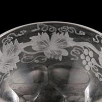 Eight Victorian Engraved Liqueur Glasses (5 of 8)