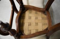 Set 4 Victorian Style Dining Chairs (11 of 11)