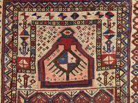 Antique Caucasian Gendje Prayer RUGS (8 of 11)