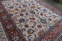 Old Tabriz Roomsize Carpet 355x278cm (5 of 13)