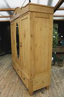 Huge! Old Pine Triple 'Knock Down' Combination Wardrobe - We Deliver! (5 of 21)