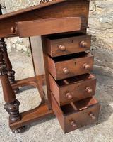 Regency Rosewood Davenport Desk (16 of 26)