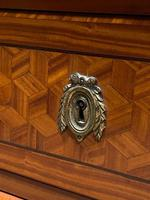 French Parquetry Commode Chest of Drawers (10 of 27)