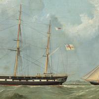 H.M.S. Topaze by George Mears (4 of 11)