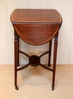 Edwardian Pembroke Table (10 of 10)
