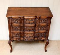 French Oak Chest of Drawers (5 of 10)