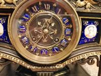Superb Quality & Unusual French Clock Garniture (4 of 19)