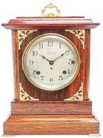 Amazing Seth Thomas Sonora chime mantle clock 8 Day Westminster Chime Bracket Clock (11 of 11)