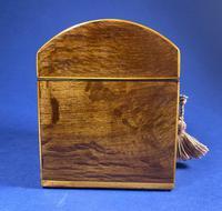 George III Partridge Wood Tea Caddy (11 of 12)