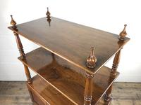 19th Century Mahogany Buffet with Cupboard Base (3 of 18)