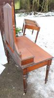 1910's Elegant Maple and Co Mahogany Dressing Table (5 of 5)