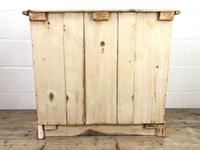 Small Antique Pine Chest of Drawers (9 of 9)