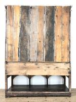 Antique 18th Century Joined Oak Dresser (10 of 10)