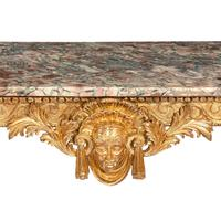 Victorian Giltwood Console Table (2 of 11)