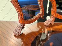 Quality Antique Mahogany Dressing Table (8 of 12)