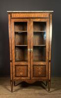 Elegant Napoleon lll Period Rosewood  & Tulipwood Bookcase / Vitrine (8 of 13)