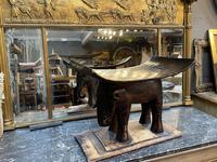 Ashanti Elephant Stool (6 of 8)