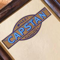 Will's Capstan Tobacco Advertising Mirror (2 of 4)