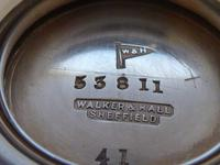 1928 Walker & Hall Hallmarked Solid Silver Christening Mug Tankard Gift Boxed (2 of 9)