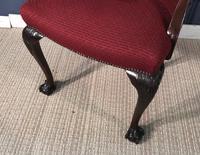 Pair of Mahogany Desk Chairs c.1920 (14 of 15)
