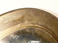 Large Danish Sporting Victorian 19th Century Danish Silver Plate Salver (7 of 31)