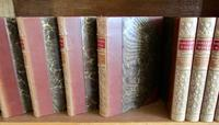 1869 Works of Thomas Carlyle, Collection of   20 Volumes (4 of 5)