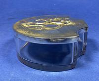 Victorian French Box With A Cherub To the top of the lid. (13 of 19)