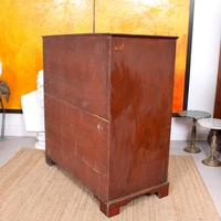 Georgian Chest of Drawers Mahogany Country Tallboy George IV (5 of 11)