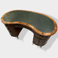 English Kidney Shape Dressing Table (3 of 6)
