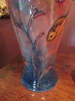 Rare Moorcroft Flambe Glazed Fishes Vase (2 of 9)