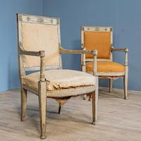 Pair of French Chairs (2 of 9)