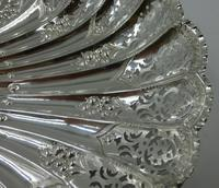 Antique Silver Shell Dish - Sheffield 1901 (4 of 6)