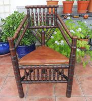 Country Oak Turners Chair c.1860 (11 of 11)