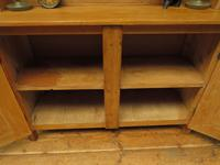 Antique Rustic Pine Country Kitchen Dresser (13 of 15)