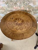 Large 19th Century Italian Sorrento Table (4 of 5)