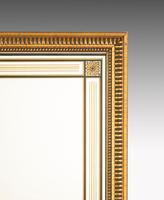 Early 20th Century Rectangular Giltwood Pier Mirror (4 of 4)