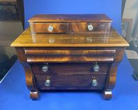 Victorian Miniature Mahogany Scotch Chest of  Drawers (13 of 16)