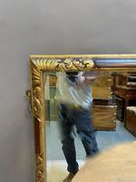 George II Design Overmantle Mirror c.1920 (5 of 14)