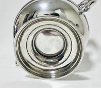 Large Antique Solid Silver Punch Bowl (12 of 12)