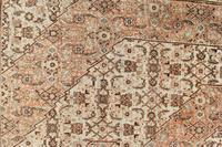 Antique Tabriz roomsize carpet 378x270cm (3 of 6)