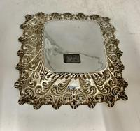 Edwardian Sterling Silver Pin Tray Sheffield c.1901 (3 of 5)