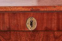 Antique Mahogany Bureau (6 of 6)