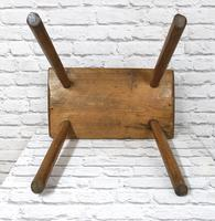 Elm-seated Country Stool (6 of 6)