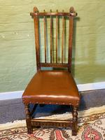 Monastic Dining Chairs (12 of 24)