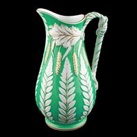 Victorian Staffordshire Pottery Jug (3 of 8)