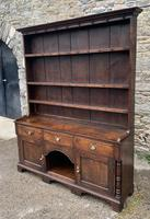 Georgian Oak Dog Kennel Dresser (4 of 27)